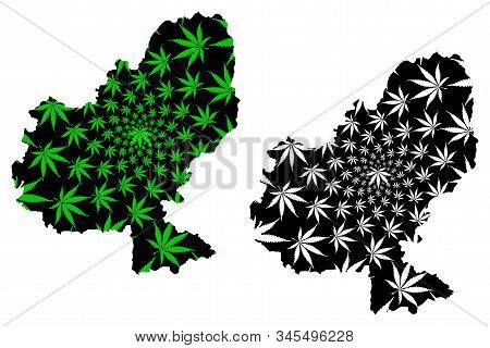 Mures County (administrative Divisions Of Romania, Centru Development Region) Map Is Designed Cannab