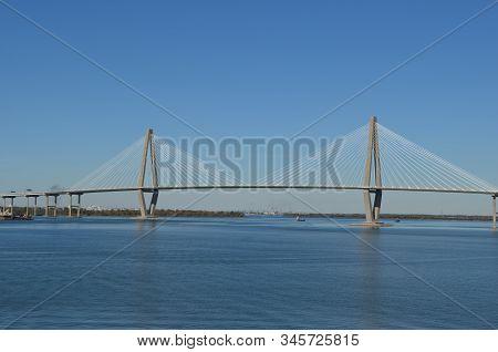 Arthur Ravenel Jr. Bridge, Charleston, South Carolina