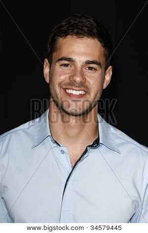 LOS ANGELES - APR 21: Jayson Blair at the premiere of Walt Disney Pictures' 'Prom' at the El Capitan on April 21, 2011 in Los Angeles, California