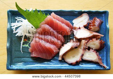Sashimi, nicht Sushi