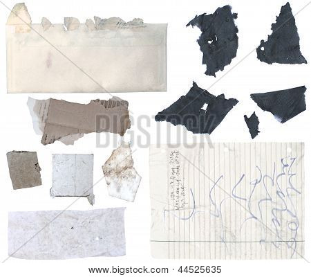 Torn Paper 1