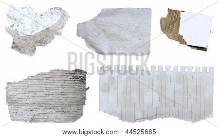 Torn Paper 2