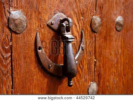 Knocker In Chinchon