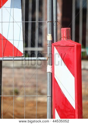 Traffic Signs Road Closed Warning Sign