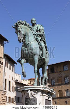 Monument To Cosimo De 'medici