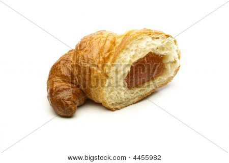Croissant With Apricot