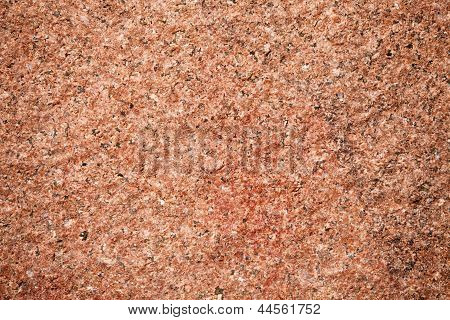 Texture  ??of Red Granite
