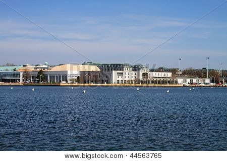 Us Naval Academy Skyline