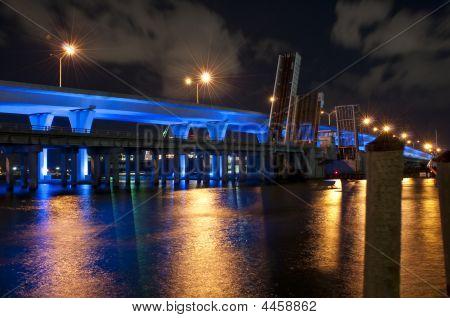 Neon Bridge
