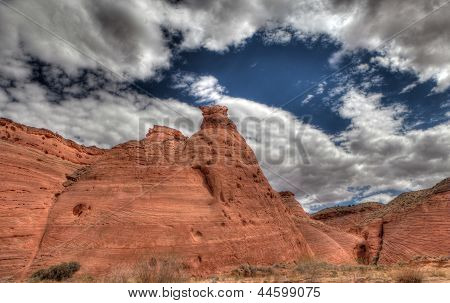 Sandstone Mountains