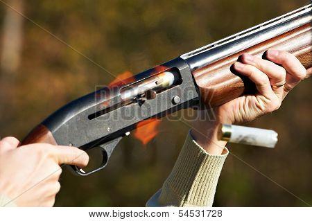 Time Of Shot From Gun