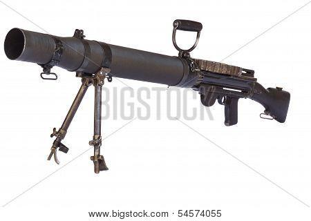 Old Machinegun