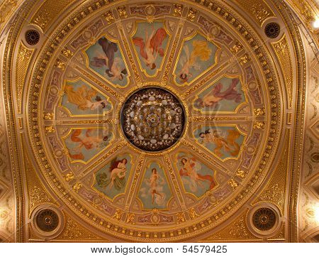 The Beautiful Ceiling