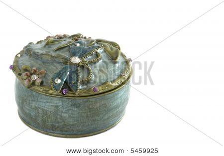 Jewelled Trinket Box