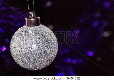 Christmas Tree Bauble Ornament