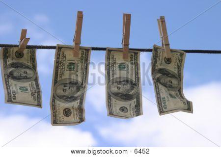 Laundered Money #1