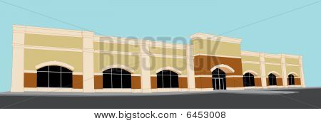 Large Retail Store.eps