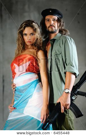 Che. Cuba Libre