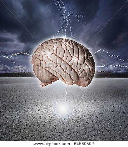 Stimulated thinking