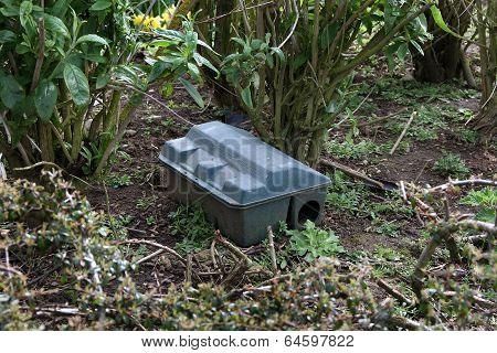 Rodent trap.