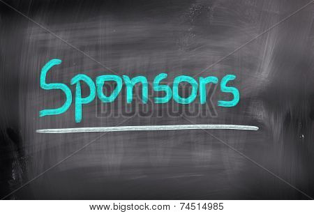 Sponsors Concept