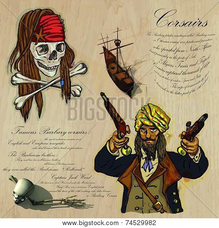 Pirates - Corsairs