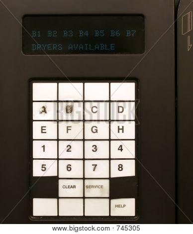 Laundromat Payment Machine