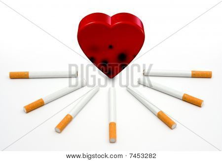 HEART AND CIGARETTES