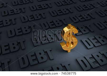 More Debt Than Money