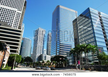 Miami Financial District
