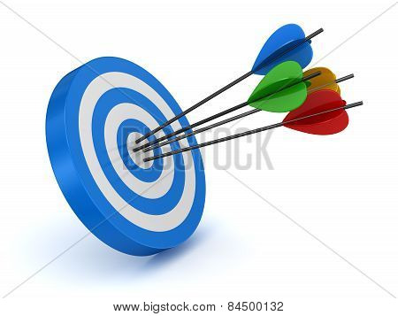 Target And Arrow