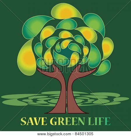 Save Green Life