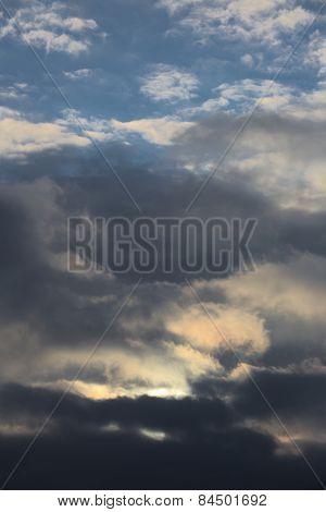 Layered Cloudscape