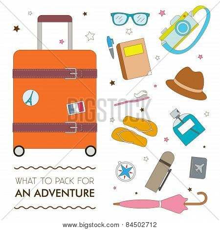 What To Pack For An Adventure