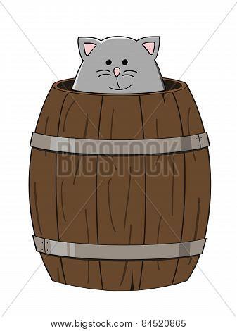 Barrel Cat