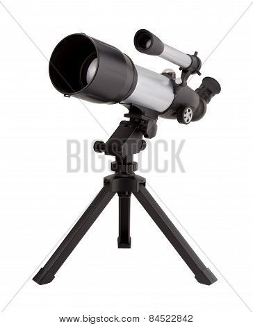 Telescope And Tripod