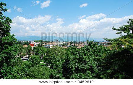 Udine Skyline
