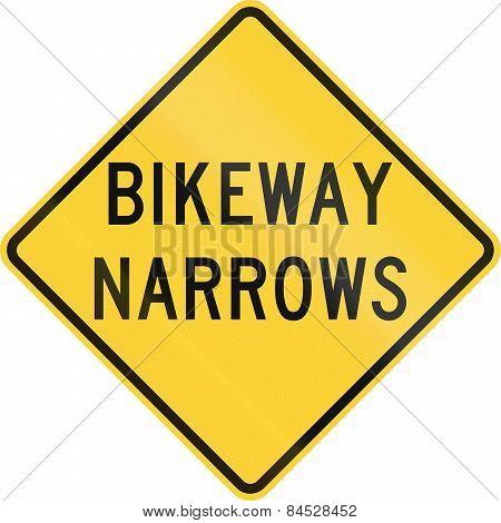 Bikeway Narrows