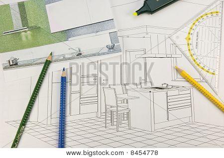 Planning scribble