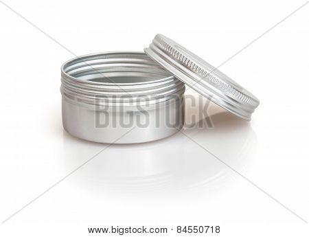 Tinny Container For Bio Shampoo