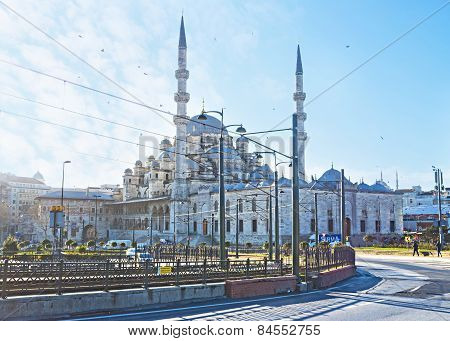 The Grey Mosque