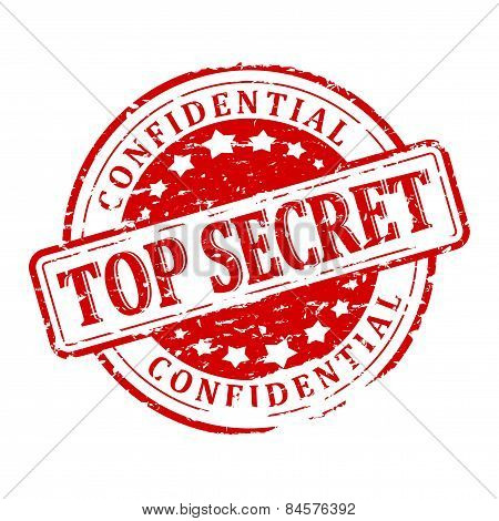 Damaged Seal - Top Secret - Confidential