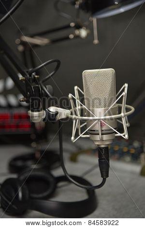 Microphone Neumann