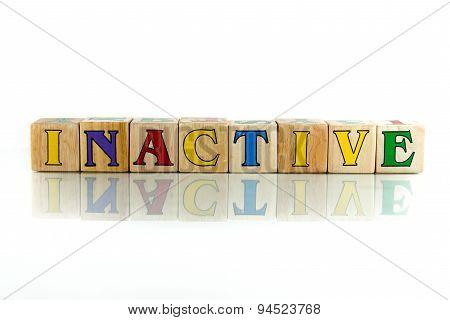 Inactive