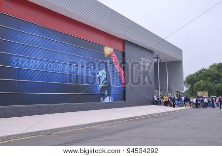 Inauguration Museum Of F1 Driver Fernando Alonso