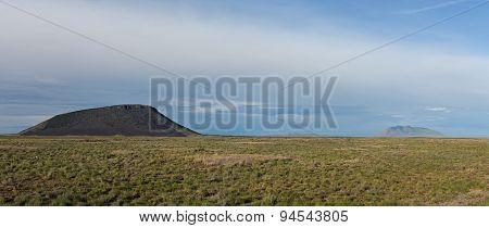 Three Buttes, Idaho
