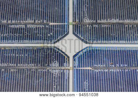 Old Solar Panel