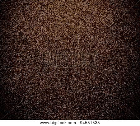Dark byzantium leather texture background