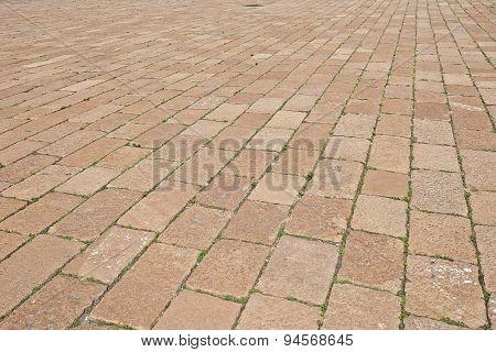 Block Paving Pattern