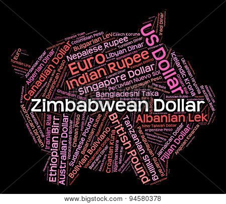Zimbabwean Dollar Shows Forex Trading And Coin
